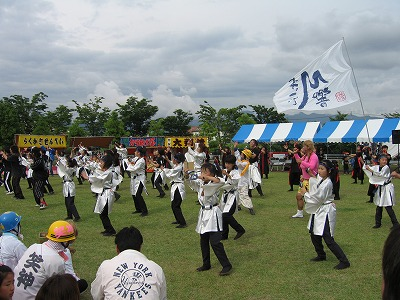 南アルプス総踊り