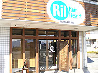Rii Hair Resort(リイ ヘアー リゾート)