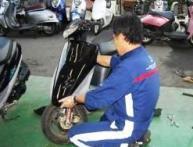 バイクスクーター電動自転車
